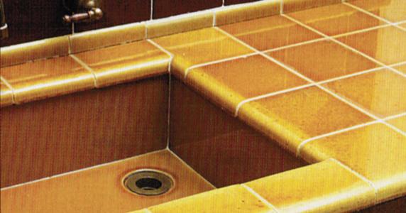 Matthiessen Noesselt Exklusive Fliesen Und Natursteine - Küchenarbeitsplatte aus fliesen